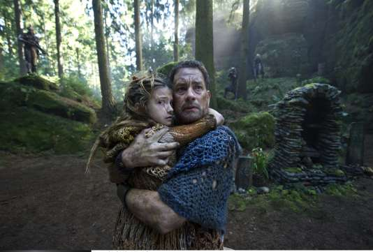 Tom Hanks dans« Cloud Atlas».