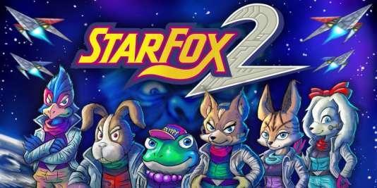 Star Fox 2.