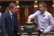 Pour leur première séance à l'Assemblée, Jean-Luc Mélenchon et ses confrères de la France insoumise se sont présentés sans cravate dans l'hémicycle.