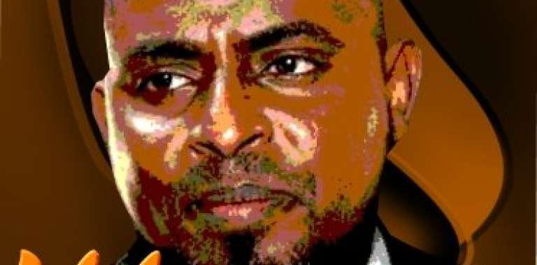 Affiche de campagne deMohammed Abduba Dida, candidat musulman à la présidentielle kényanne.