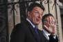 Matteo Renzi, l'ancien président du conseil italien, à Milan, le 27 juin.