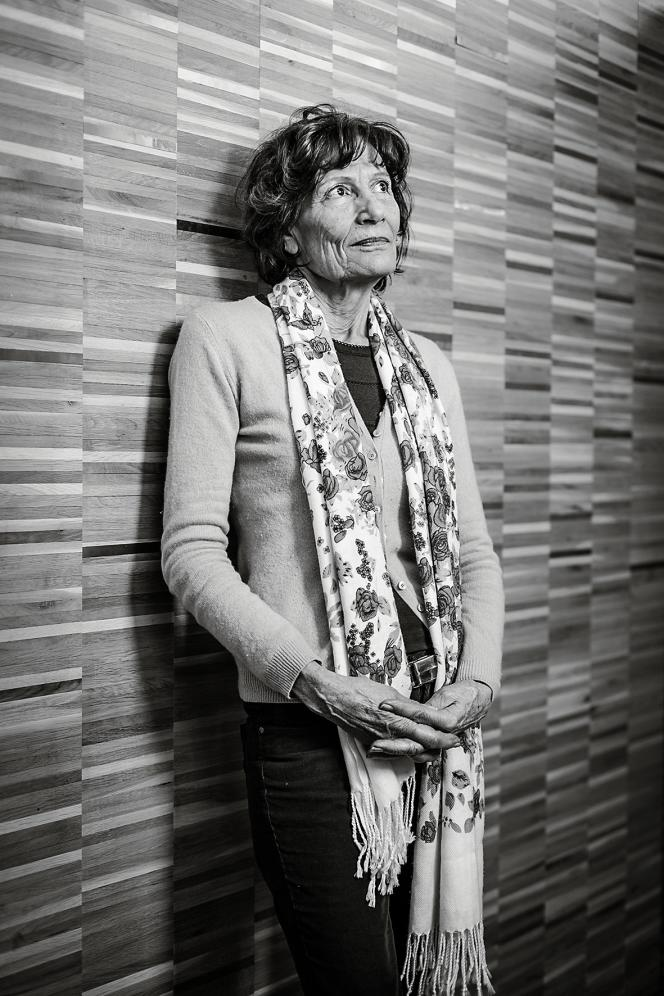 Denise Vuillon.