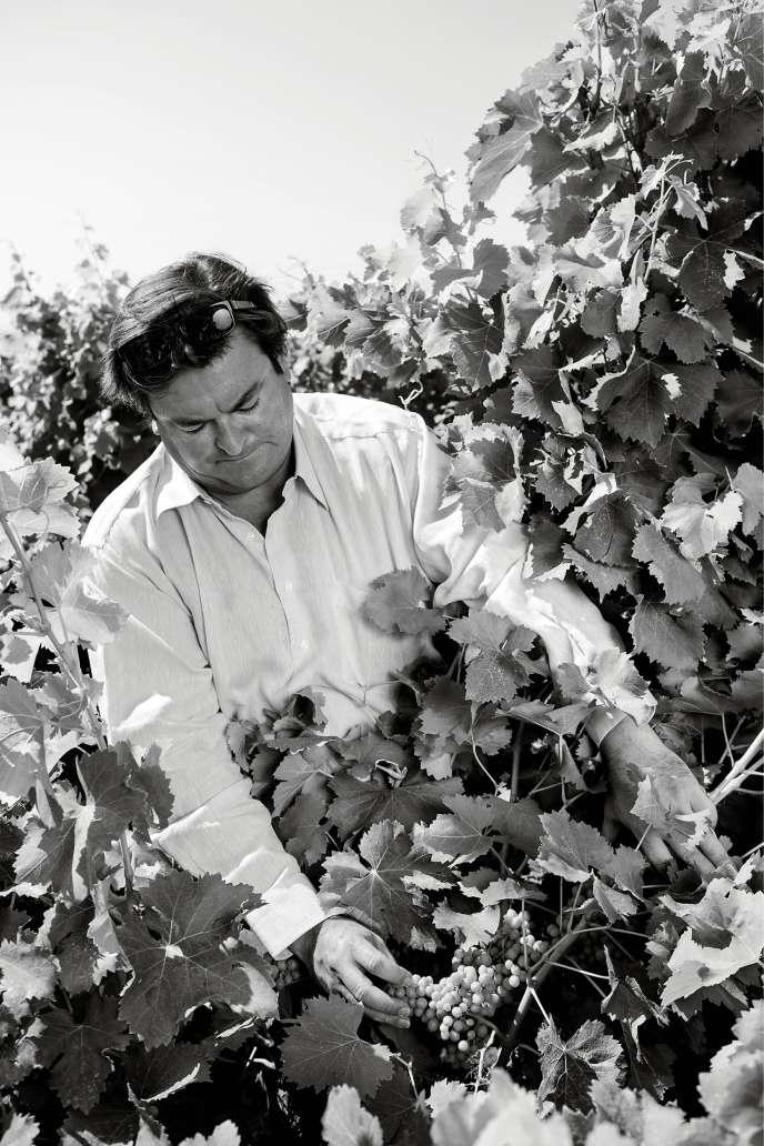 Sacha Lichineproduit le rosé le plus cher au monde et le rosé le plus vendu aux États-Unis.