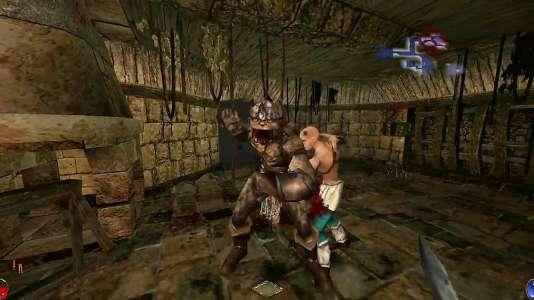 « Arx Fatalis», premier jeu du studio Arkane.