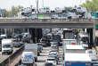 « En augmentant le taux de remplissage moyen des automobiles en circulation de 1,05 à 1,2 personne par véhicule, on réduirait de 15 % le trafic », selon Dominique Alba, directrice de l'Atelier parisien d'urbanisme (Photo: le périchérique, le 28 juin).