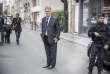 Jean-Paul Delevoye, président de la commission nationale d'investiture de LRM, à Paris, jeudi 11 mai 2017