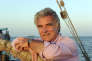 Georges Pernoud, le créateur et animateur de l'émission « Thalassa ».