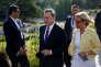 Le président de la Banque centrale européenne Mario Draghi au forum annuel de la BCE à Sintra au Portugal, le 28 juin.