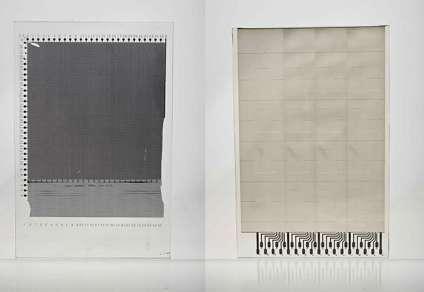 Deux prototypes d'écran multitouch, développés au CERN entre 1972 et 1977.