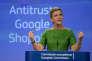 Margrethe Vestager, la commissaire à la concurrence, à Bruxelles, le 27 juin.