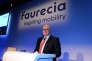 Patrick Koller, le directeur général de Faurecia.