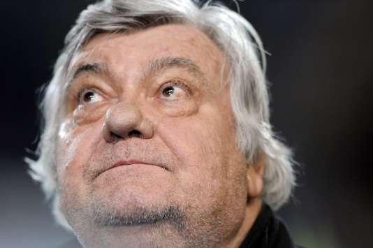 Louis Nicollin, en janvier 2011.