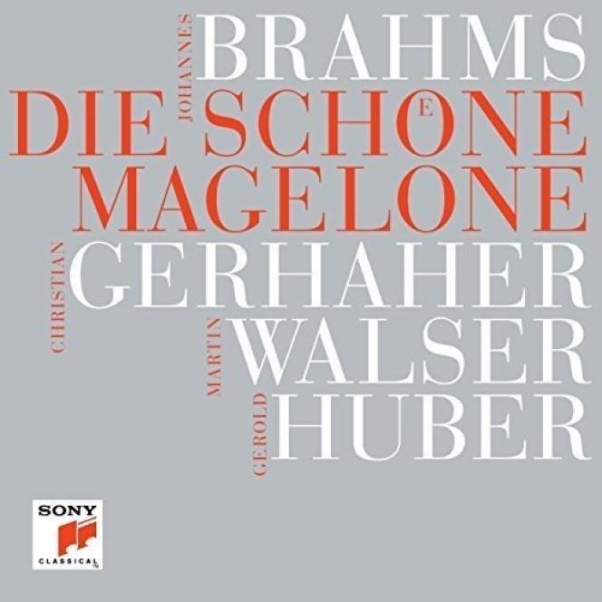 Pochette de l'album«Die schöne Magelone», parChristian Gerhaher (baryton) et Gerold Huber (piano).