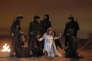 «L'Enlèvement au sérail»,de Wolfgang Amadeus Mozart, mis en scène par Martin Kusej au Festival d'Aix-en-Provence en juin 2015.
