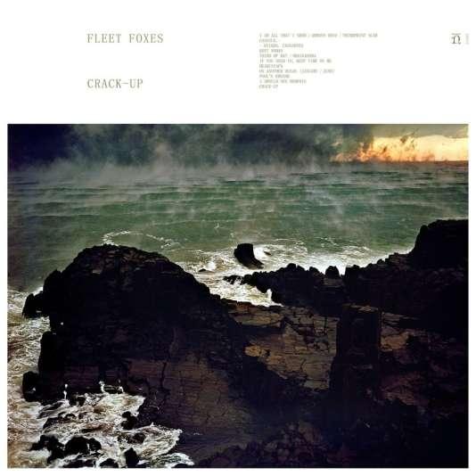Pochette de l'album« Crack-Up», de Fleet Foxes.