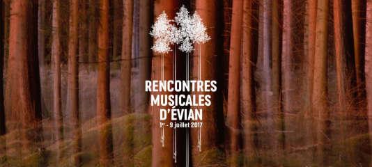 Rencontres musicales d'Evian, aux bouleaux de la Grange au Lacjusqu'au 9 juillet.