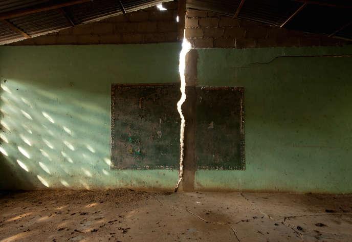Série «Silencio con grieta» (2011),de Juan Manuel Echavarria.