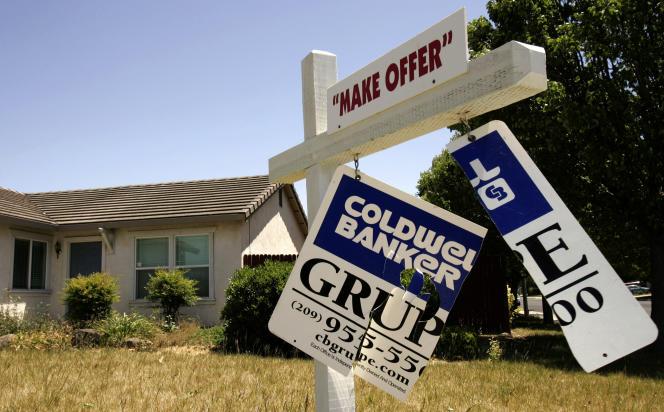 Stockton, en Californie, a payé cher la crise des subprimes. La ville est l'une de celles qui a enregistré le plus de saisies immobilières.