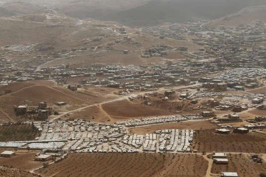 Selon le Haut-Commissariat aux réfugiés, le 31décembre 2016, il y avait 1,01 million de réfugiés syriens au Liban.