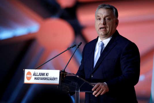 Le premier ministre hongrois Viktor Orban, le 27 juin à Budapest.