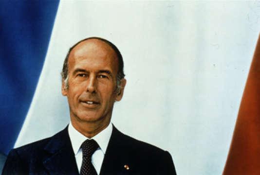 Valéry Giscard d'Estaing, par Jacques Henri Lartigue.