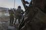 Un commando des forces spéciales commence sa pénétration dans le territoire encore controlé par l'Etat Islamique Mossoul, le 29 juin.