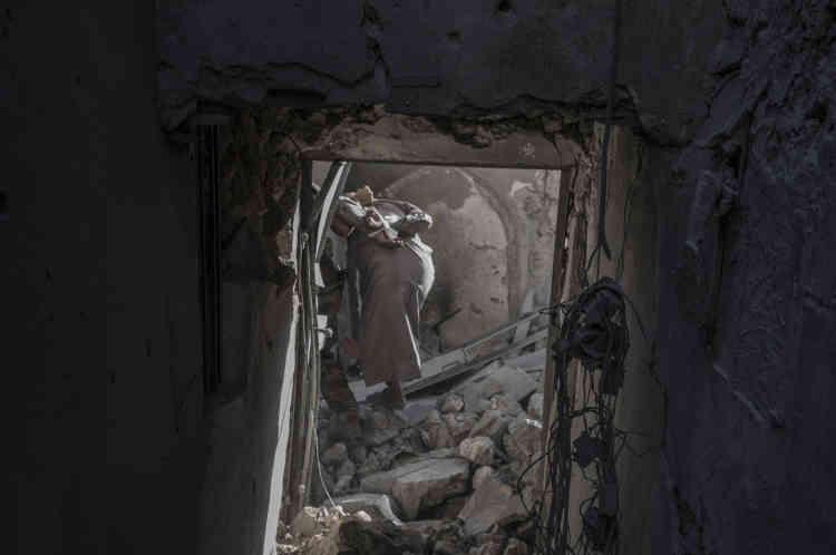 Tous les hommes de la première division sont sains et saufs. Soixante-quatorze djihadistes ont été tués. Les derniers combattants de l'EI sont près du fleuve, en petits groupes, sans possibilité de communiquer.