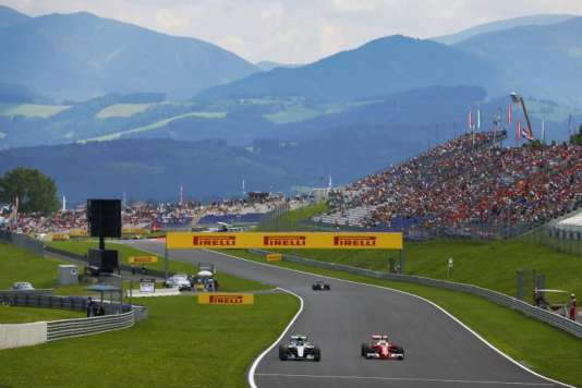 Le Red Bull Ring de Spielberg accueille le Grand Prix d'Autriche dimanche 9 juillet.