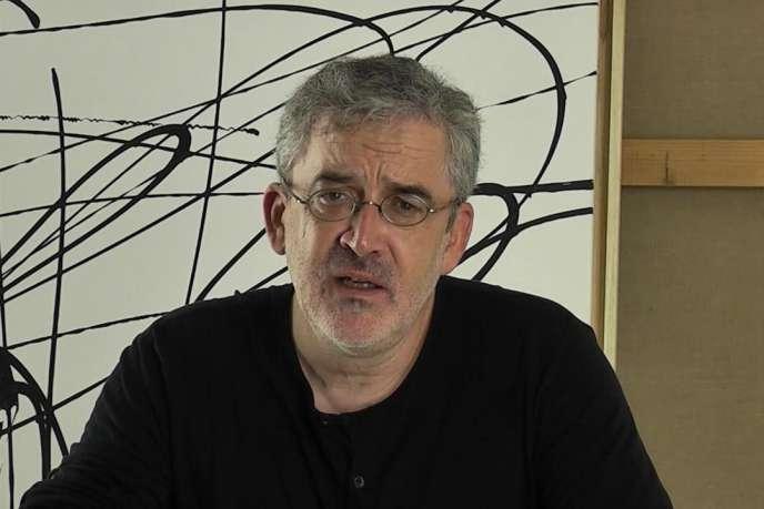 Xavier Douroux, cofondateur et directeur du Consortium, centre d'art contemporain à Dijon.