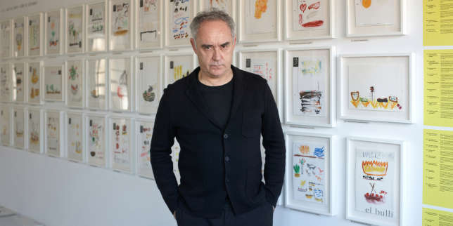 Ferran Adria présente le futur El Bulli - Le Monde
