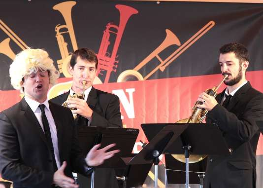 Le quatuor HORNormes, samedi 1er juillet à Mamers.