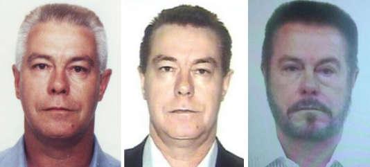 L'évolution physique de Luiz Carlos da Rocha, alias« Tête blanche».