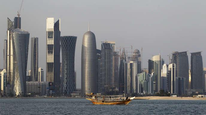 Vue de Doha, en 2011 (photo d'illustration).