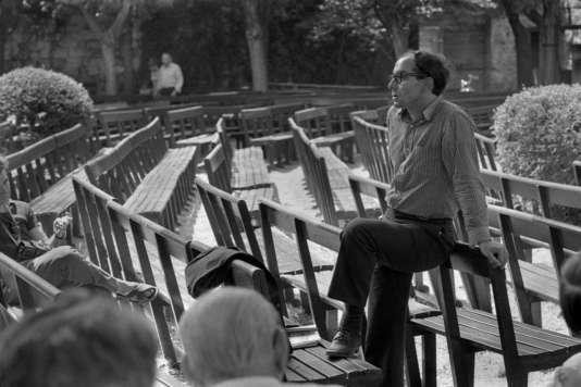 Jean-Luc Godard, à l'occasion de la première de « La Chinoise », le 3 août 1967