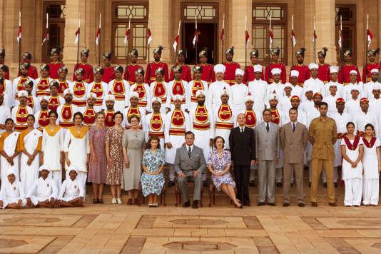 «Le dernier vice-roi des Indes», drame anglais et indien.