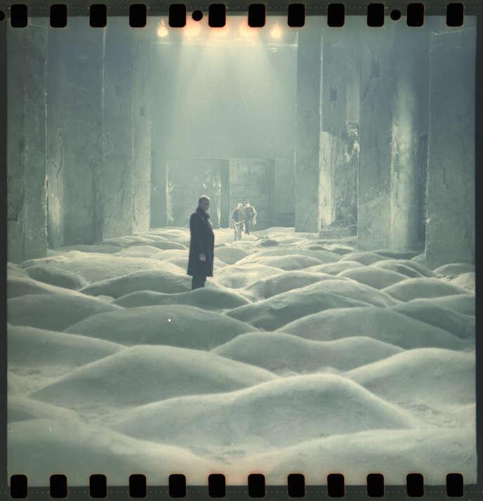 « Stalker» (1979) d'Andreï Tarkovski.