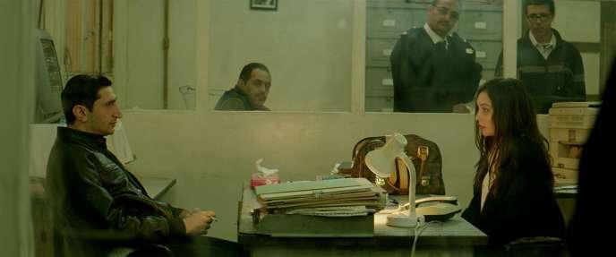 Fares Fares et Hania Amar dans «Le Caire Confidentiel».