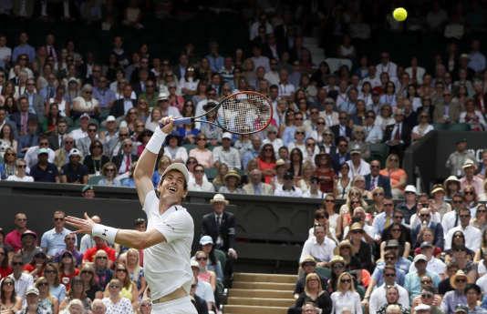 Andy Murray a triomphé sur lekazakh Alexander Bublik (135e).