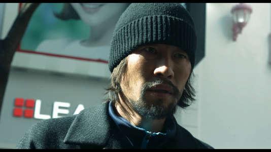 Ryoo Seung-boom dans «Entre deux rives«, film coréen de Kim Ki-duk.