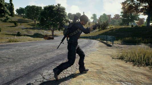 « PUBG» s'inscrit dans le sillage de plusieurs jeux de tirs réalistes nés de la simulation militaire «ArmA».