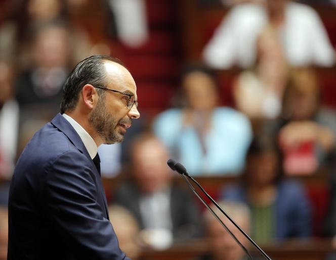 Le chef du gouvernement a confirmé que la réforme de l'ISF entrerait en vigueur en 2019.