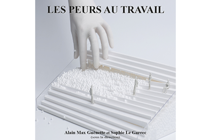 «Les peurs au travail», ouvrage collectif sous la direction d'Alain Max Guénette et de Sophie Le Garrec. Editions Octares, 226 pages, 23 euros.