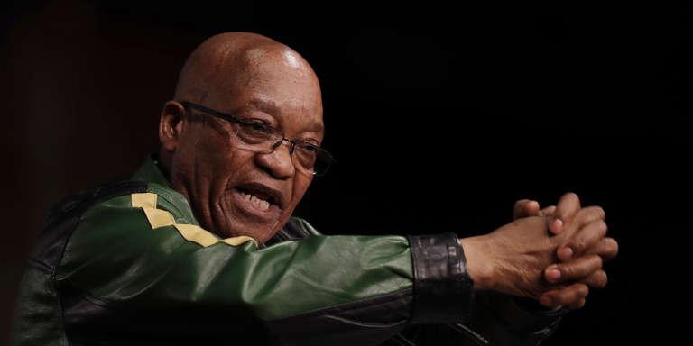 Le président sud-africain, Jacob Zuma, a exhorté les délégués du Congrès national africain (ANC) à resserrer les rangs lors de la clôture de la conférence du parti, à Johannesburg, le 5 juillet.