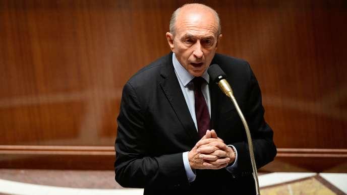 Le ministre de l'intérieur Gérard Collomb a dessiné les grandes lignes du projet de loi sur la sécurité intérieure et la lutte contre le terrorisme, présenté le 22 juin au parlement.