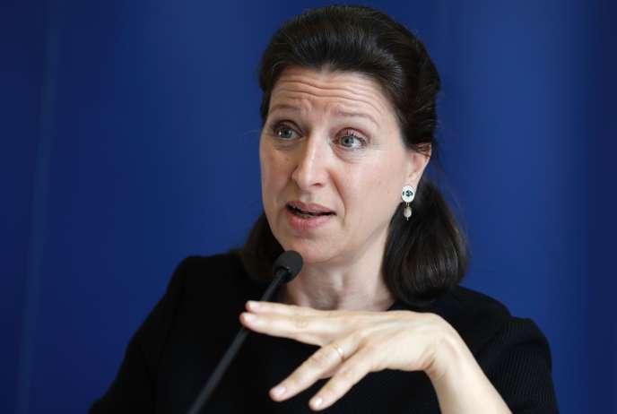 Agnès Buzyn, le 5 juillet 2017.