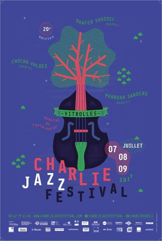 La 20e édition du Charlie Jazz Festival, auDomaine de Fontblanche, à Vitrolles (Bouches-du-Rhône), du 7 au 9 juillet.