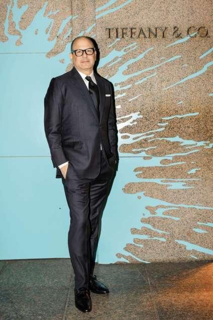 Reed Krakoffa pris les commandes de la direction artistique de Tiffany & Co en janvier.