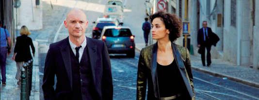 Gaëtan Roussel et Rachida Brakni .