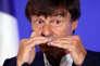 «Il est cohérent que Nicolas Hulot projette déjà la France vers la fin de la vente de véhicules diesel et essence d'ici à 2040» (Nicolas Hulot présente son plan climat, le 6juillet, à Paris).