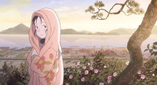 Image du film« Dans un recoin de ce monde», qui sort en France en septembre 2017 et qui a été produit par MAPPA, studio d'animation fondé par Masao Maruyama en 2011.
